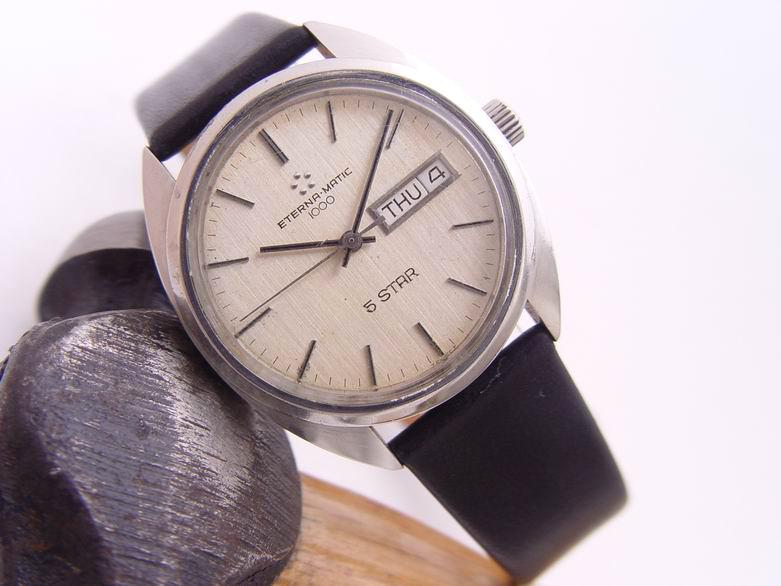 FS: All original mint Eterna-Matic 1000