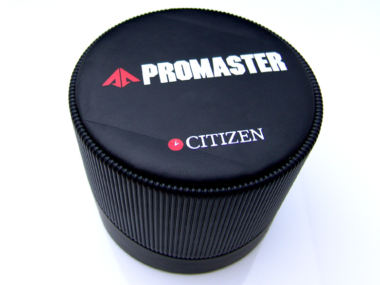 (CIT-BOX-01) Citizen Promaster Original Watch Box**USED**