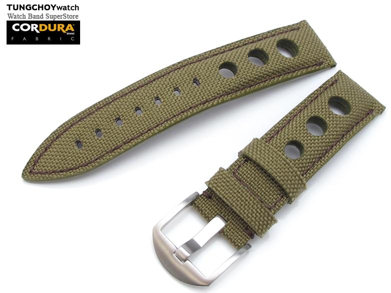 d50c91450ac CV2020RGBN016)20mm 1000D Cordura Nylon Military Green Color Watch ...