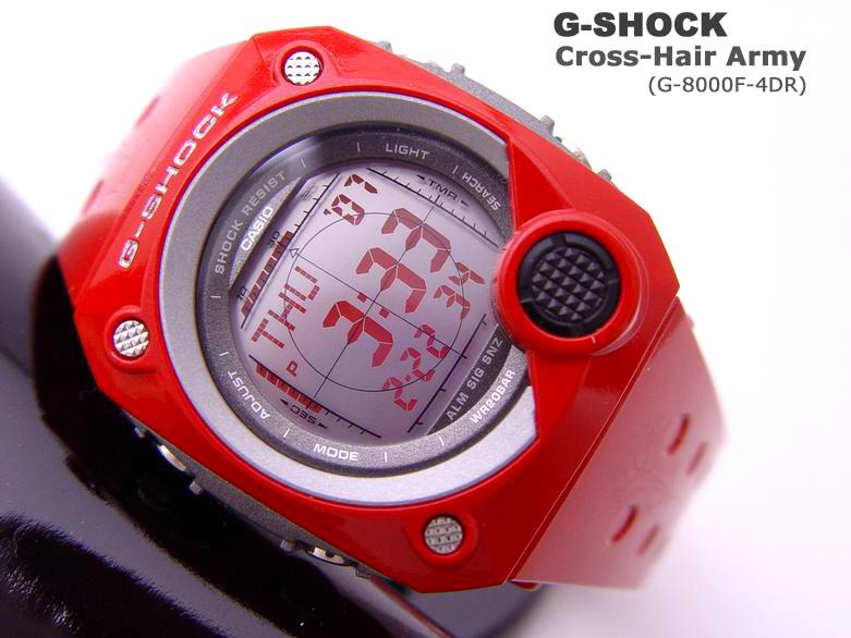 casio g shock g8000 manual